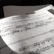 Noten: Michail Glinka Sonate d-moll Fassung für Violoncello und Klavier